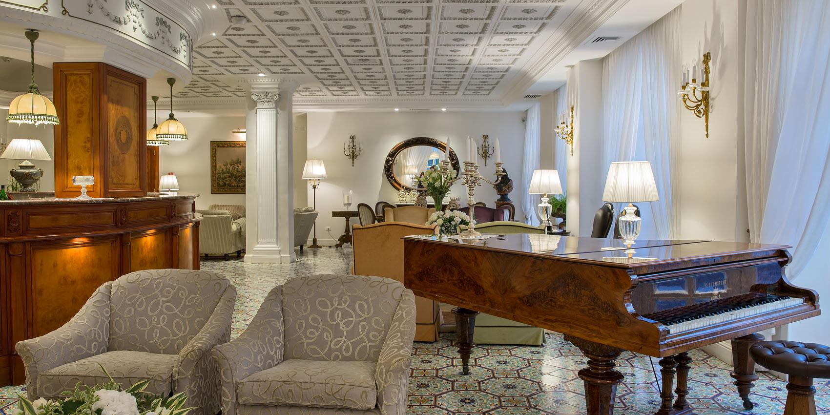 Grand hotel la medusa castellammare di stabia foto