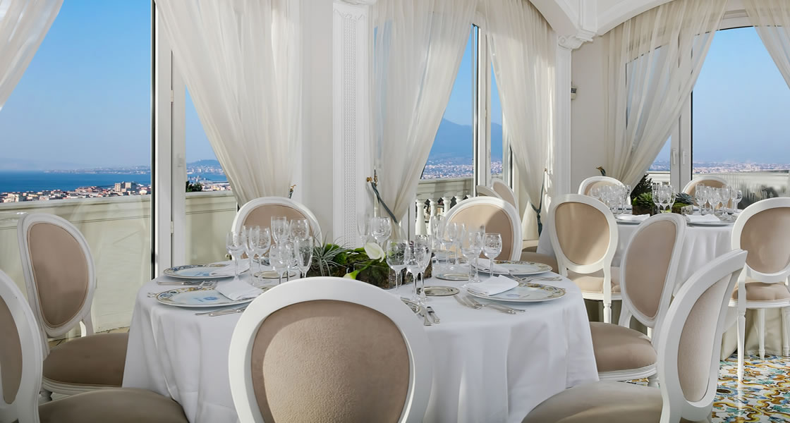 La Medusa Hotel, Location per Matrimoni in Costiera Sorrentina